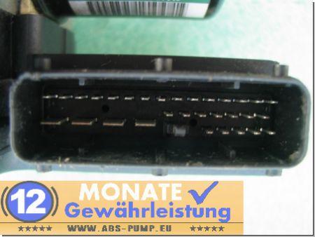 Opel vectra b abs steuergerät