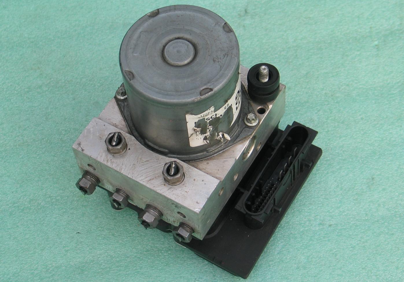 Abs  Esp Unit Grande Punto Fiat 51786433 0