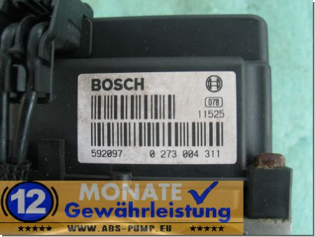Bloc ABS calculateur A0004460789 0265220488 0273004311 LT Sprinter