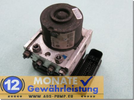 Bloc ABS 2K0-614-117-A 2K0907379A 10.0207-0029.4 Ate 10097003173 VW Caddy