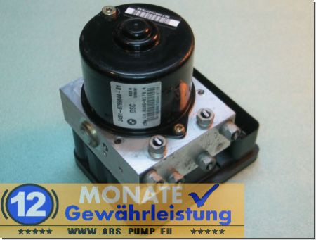 ABS Unit 3451676984401 10020601784 3452-6769845-01 10.0960-0827.3 BMW E87
