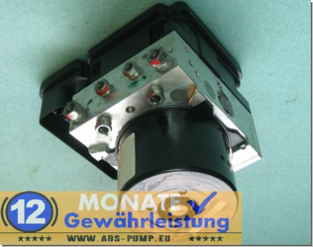 Bloc hydraulique ABS Calculateur 4670A644 Mitsubishi ASX