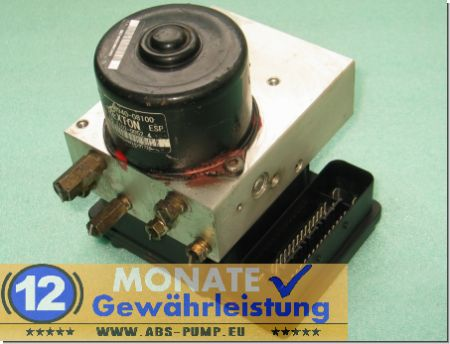ABS Unit 48940-08100 06210200524 Ate 06.2109-0205.3 SsangYong Rexton