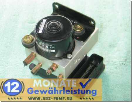 ABS Unit 48940-08200 06210202384 Ate 06.2109-0414.3 SsangYong Rexton