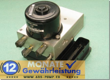 ABS Unit 48940-09600 06210208674 Ate 06.2109-5118.3 SsangYong Kyron