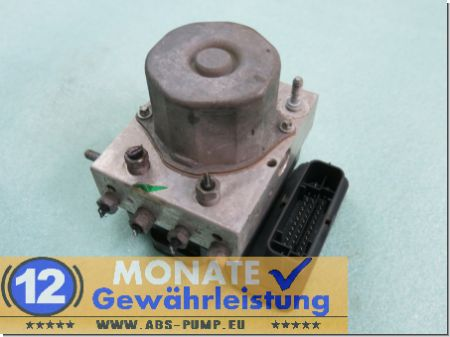 ABS Steuergerät Block 5801312796 0265260054 Bosch 0265805024 Iveco Daily