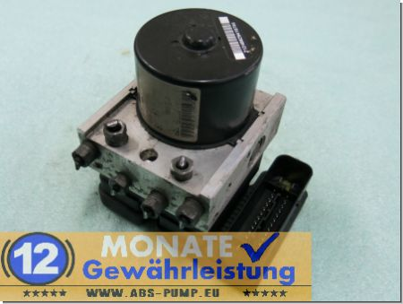 Bloc hydraulique ABS 71749898 Calculateur 71749899 Fiat Doblo