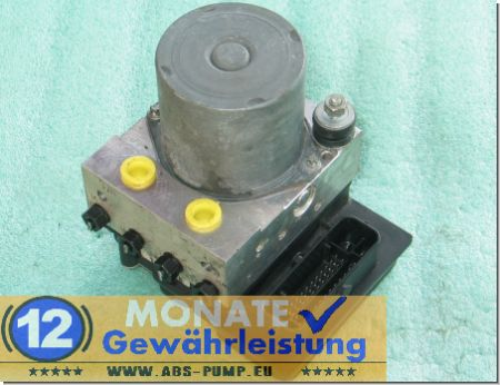 Bloc hydraulique ABS Calculateur 8E0614517BA Audi A4