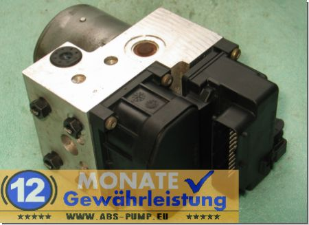 ABS Unit 8E0-614-111-AN Audi A4 VW Passat