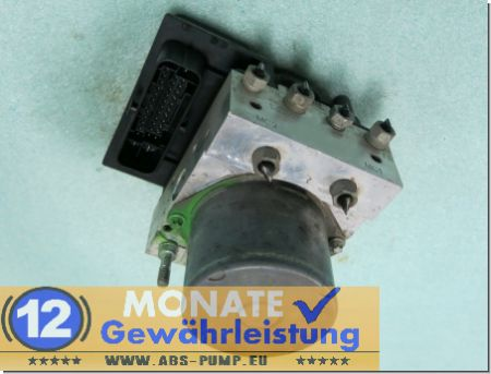 Bloc hydraulique ABS Calculateur 95507269 530014 Opel Meriva