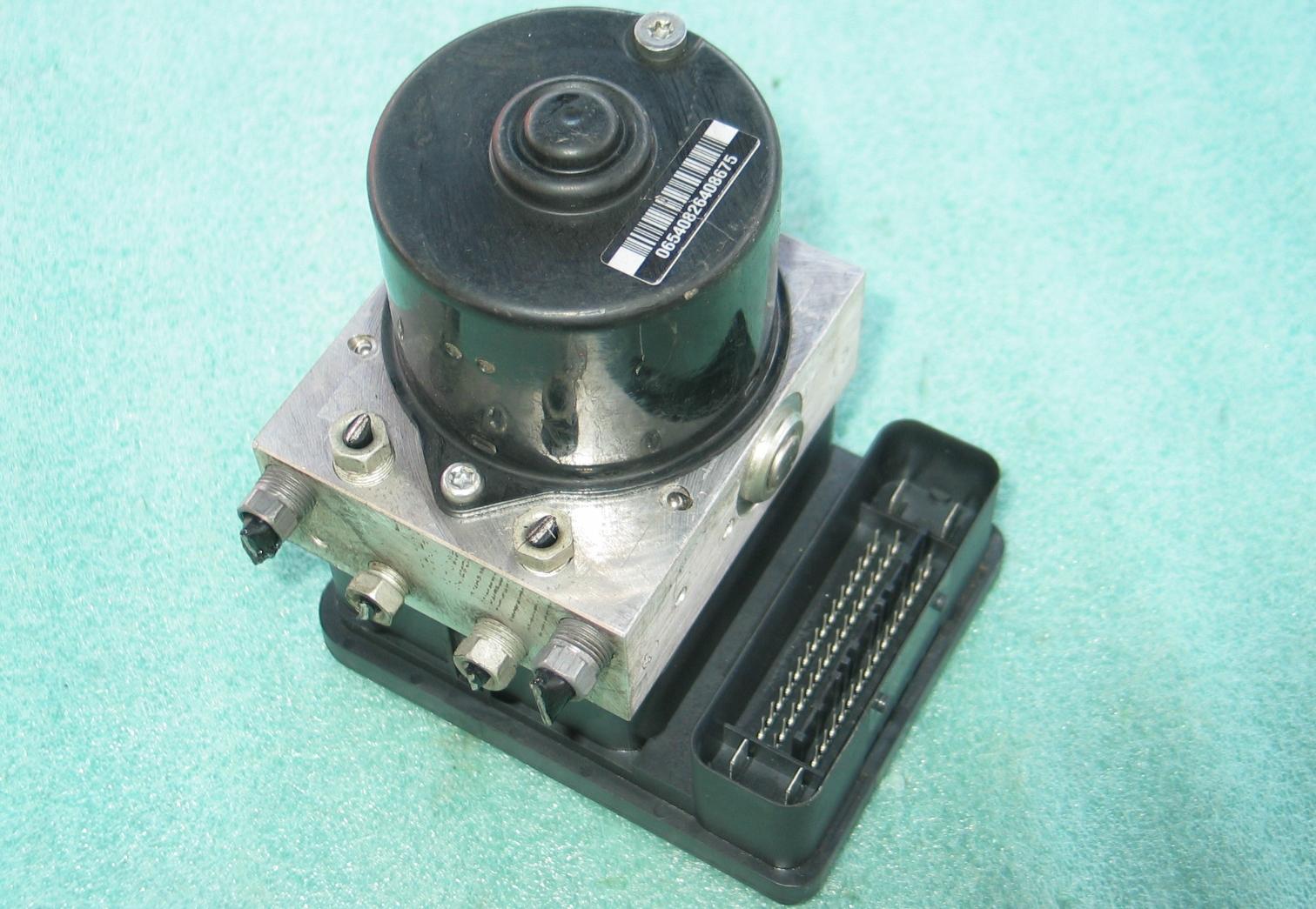 ABS DSTC Unit 4N51-2C405-GA 30742654 30742665-AA 10096004253 Volvo
