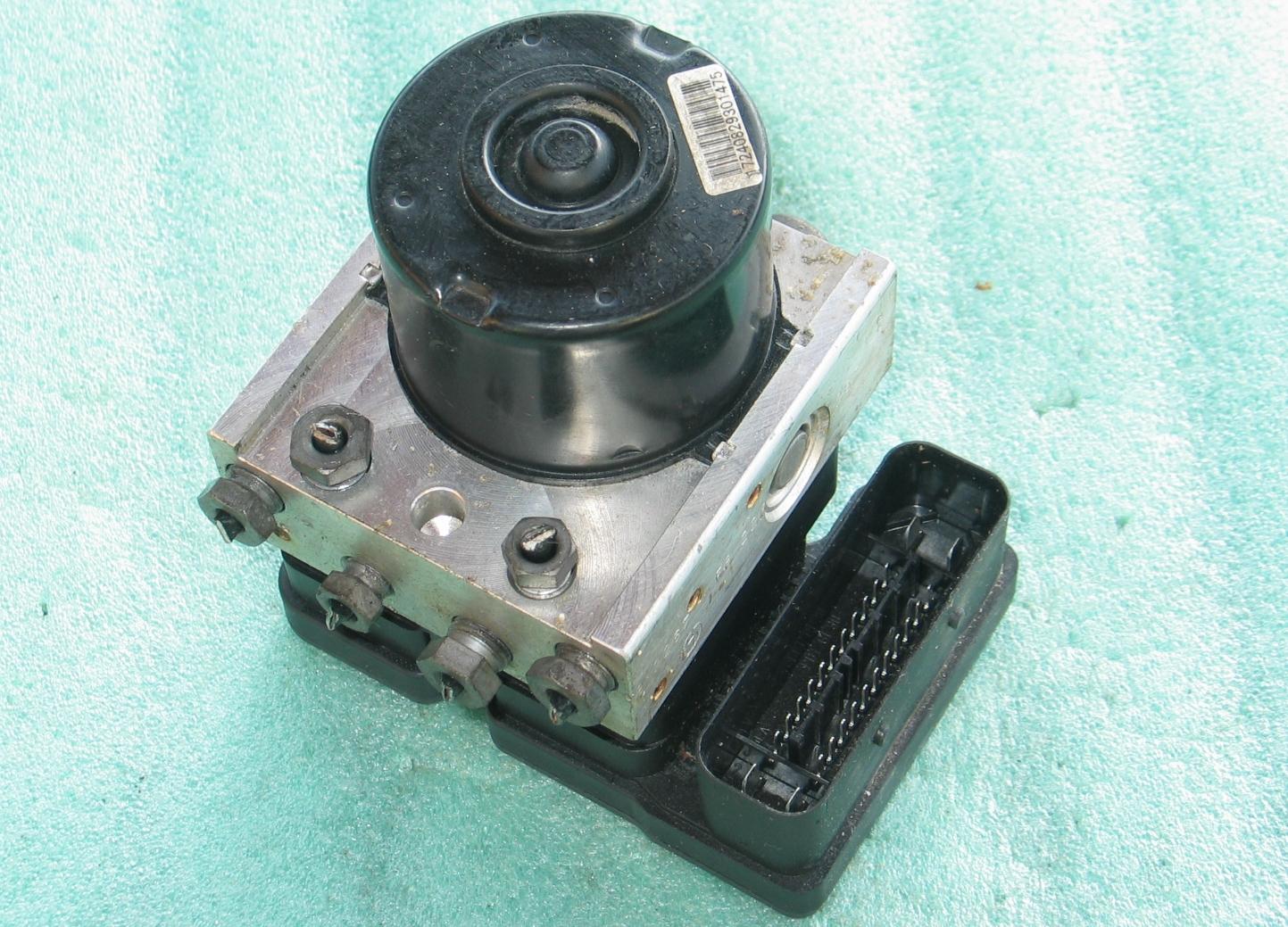 Abs Module Fusion Fiesta Ka Ford 4s61 2m110 Cc 10020700514 Ate 10 0970 0117 3 10097001323