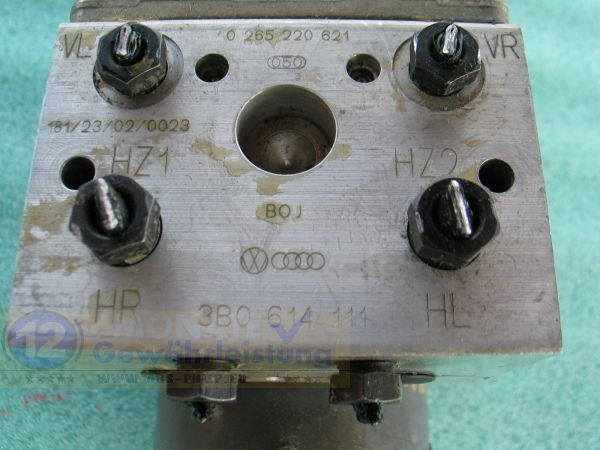 ABS Pump 8E0614111AQ 3B0614111 0265220621 0273004573 VW Audi