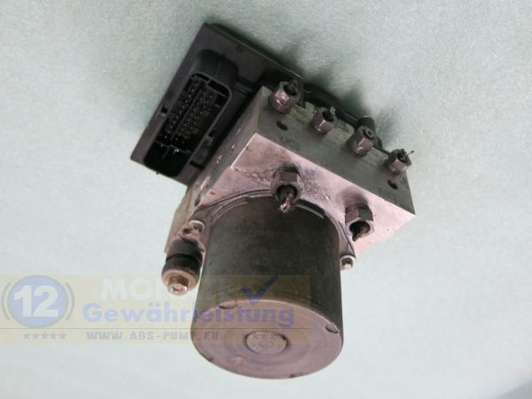 ABS Steuergerät Hydraulikblock 4541WP 00004541WP Citroen C4 Picasso