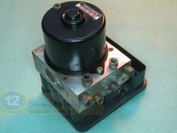 ABS Hydraulic Unit 7701206355 Renault Laguna