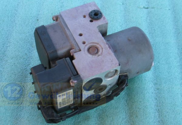 Bloc ABS calculateur 5530105 9193483 6237100 9193484 Astra Zafira