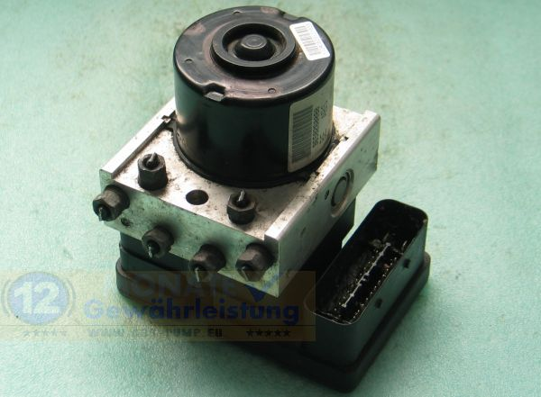 ABS Block 9658260080 10020700644 Ate 10.0970-1124.3 Citroen C2 C3